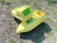 Скоростной карповый кораблик SHARK на водомете для рыбалки, завоза прикормки и оснастки , фото 1