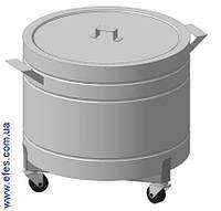 Бак для сбора отходов (80 л.)