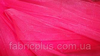Фатин 300   кислотный- розовый