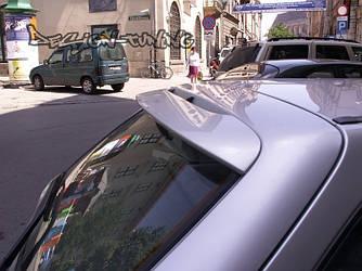 Спойлер козырек тюнинг Ford Fiesta mk5