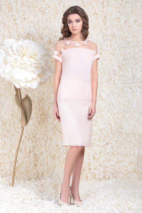 Женский юбочный костюм Беларусь модель 21763