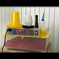 Инкубатор  DZE (MS) 36/144 с автоматическим переворотом яиц, фото 1