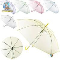 Зонтик детский прозрачный