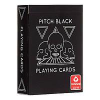Карты Cartamundi Pitch Black