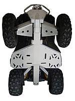 Ricochet Полный комплект защиты днища для квадроцикла Bombardier Renegade 500/800 2007-2011