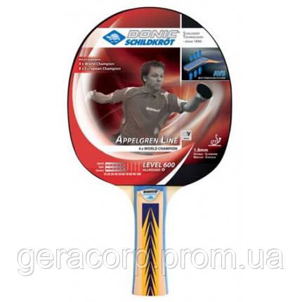 Ракетка для настольного тенниса Donic Top Team 500, фото 2