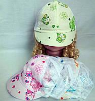 Детская кепка девочка Р.р 48