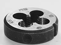 Плашка левая М-12х1,0 LH , 9ХС, (38х10 мм), мелкий шаг