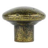 Ручка Ferro Fiori D 4140.01 античная бронза, фото 6