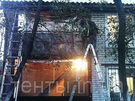 уличные шторы ПВХ на лоджию