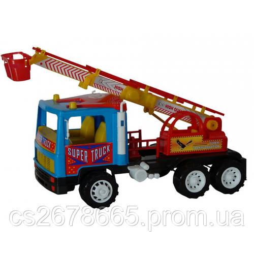 Машина Супер трак пожарная KW-14-004-1 Kinder Way