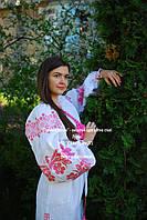 Сукня з вишивкою СЖ 2018 6 Вишита сукня Летнее платье Бохо стиль, фото 1