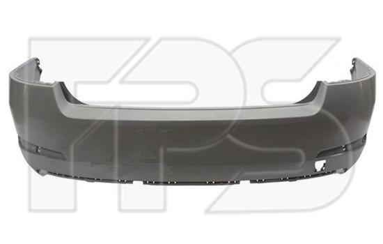 Задний бампер Skoda Octavia A7 13- лифтбек (Китай) (FPS)