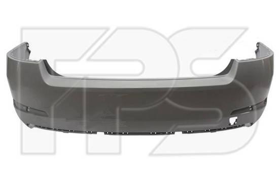 Задний бампер Skoda Octavia A7 13- лифтбек (Тайвань) (FPS), фото 2