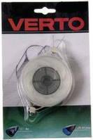 Жилка для електрокосарок, 2 мм х 6 м (52G525-18)VERTO