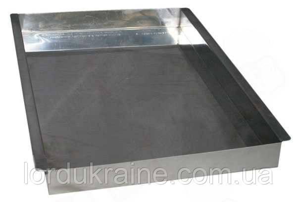 Противень алюминиевый гастрономический GN 2/1 (650x530х40 мм)