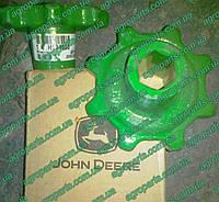 Звездочка Н134603 колосового шнека нижняя John Deere SPROCKET, GRAIN ELEVATOR  з/ч звездочку Н134603, фото 1
