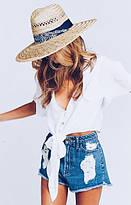 С чем носить шляпу летом?