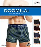 Трусы мужские боксёры (шортами), Doomilai