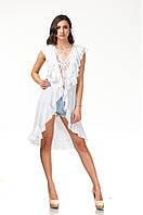 Женская блуза со шлейфом. К093, фото 1