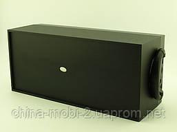 Колонка - валіза Kipo KB-500BT 10W boombox з караоке FM MP3, фото 3