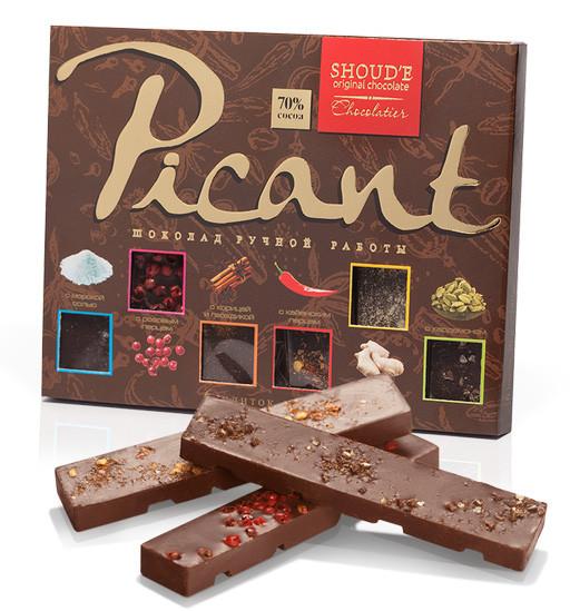 Набір Шоколадний Shoude 180г Пікант