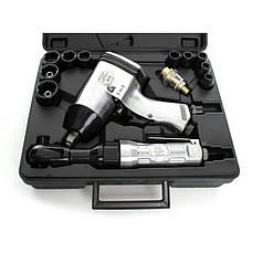 Пневматический ключ набор KD1422 с трещоткой LX-005