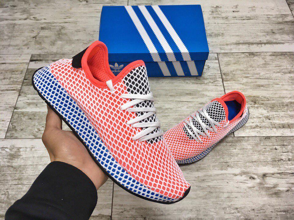 4af53af4 Мужские кроссовки Adidas Deerupt Runner реплика: продажа, цена в ...