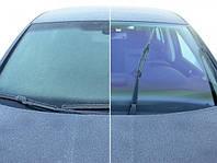 Как избежать замерзания стекол автомашины зимой.