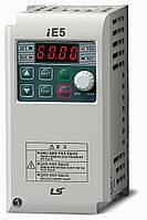 Частотний перетворювач LS Starvert iE5 від 0,1 кВт до 0,4 кВт