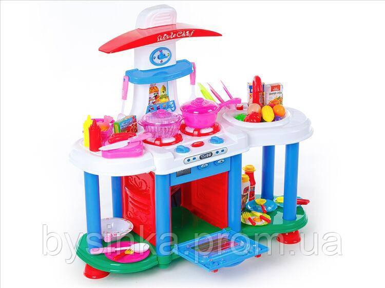 Детская интерактивная кухня Little Chef марки Kinderplay