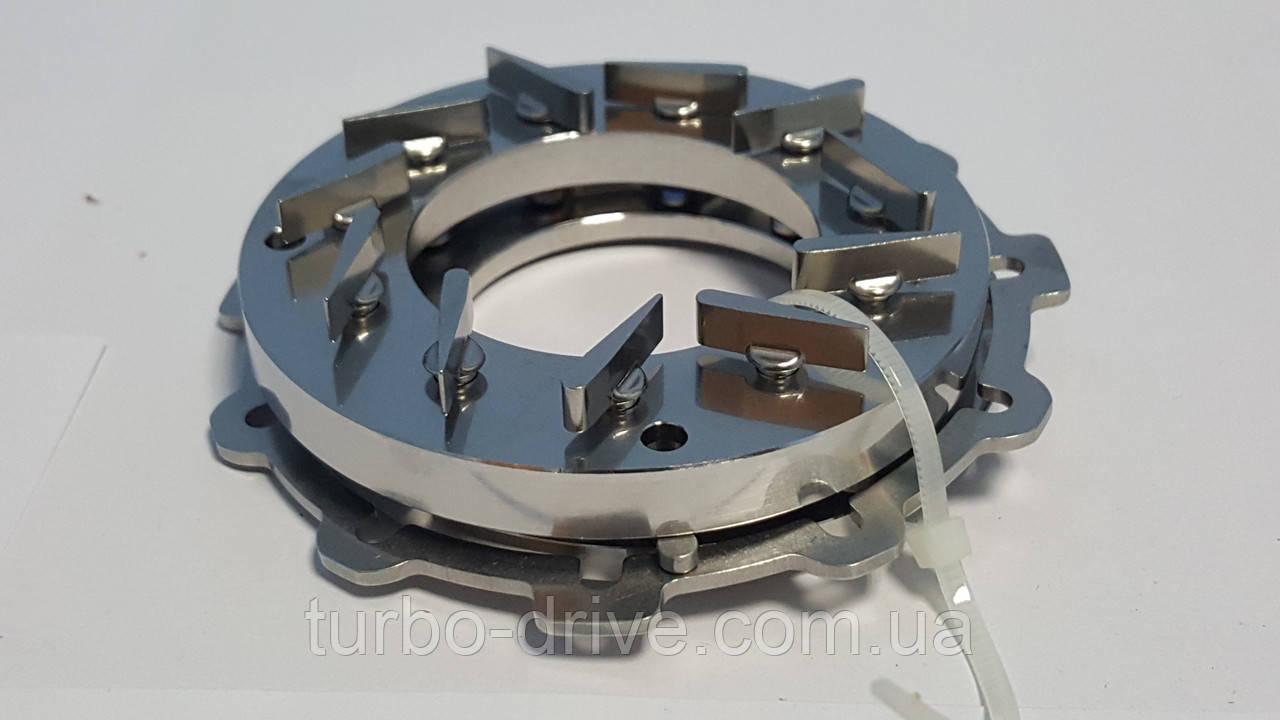Геометрия Турбины Seat Toledo / Cordoba / Ibiza / Vario 1.9 TDi