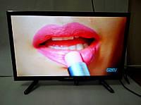 Телевизор Самсунг 22 дюйма+Т2 FULL HD 12/220v USB/HDMI LED ЖК DVB-T2 телевізор Samsung 24/28/32/40