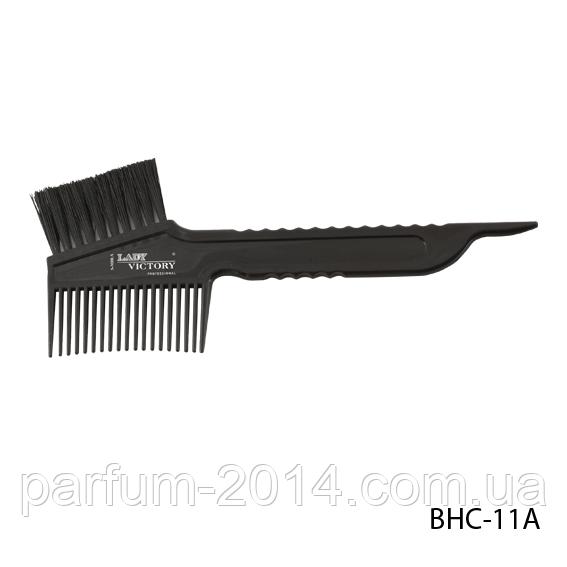Щетка-расческа для окрашивания волос BHC-11A, размер: 18,3х4,8 см