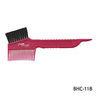 Щетка-расческа для окрашивания волос BHC-11B, размер: 18,3х4,8 см