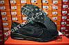 Кроссовки Nike Stefan Janoski Black Черные мужские, фото 2