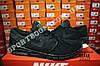Кроссовки Nike Stefan Janoski Black Черные мужские, фото 3