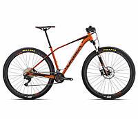 Велосипед Orbea ALMA 29 H30 2018 Orange - Black