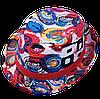 Шляпа детская челентанка комби разноцветье