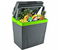 Туристичний автомобільний авто холодильник автохолодильник 16L 12V+ підігрів