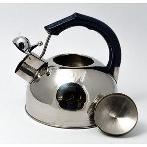 Чайник с свистком 3л Капсульное дно MR1309