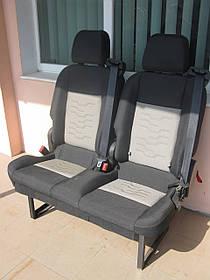 Двойное автомобильное сидение Ford Tourneo Сustom