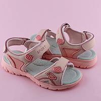 Босоножки сандалии Спорт для девочек TOMM размеры 36,37