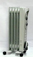 Обогреватель масляный CELCIA YAN-01-5 (5 секций, 1000 Вт)