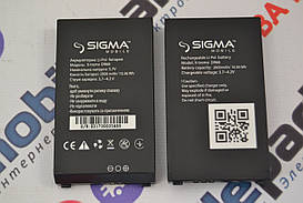 Оригинальный Аккумулятор АКБ (Батарея) для Sigma X-treme DR68 (2800 mAh 3.7V)