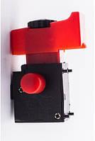 Кнопка включения болгарки DWT-125 VS с регулятором