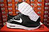 Кроссовки Nike Air Max Thea Black White Черные мужские, фото 2