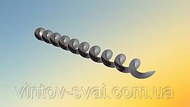 Шнековая спираль Ø200 мм.
