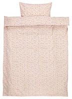 Комплект постельного белья хлопок (1 пододеяльник и 1 наволочка ) 140x200 см