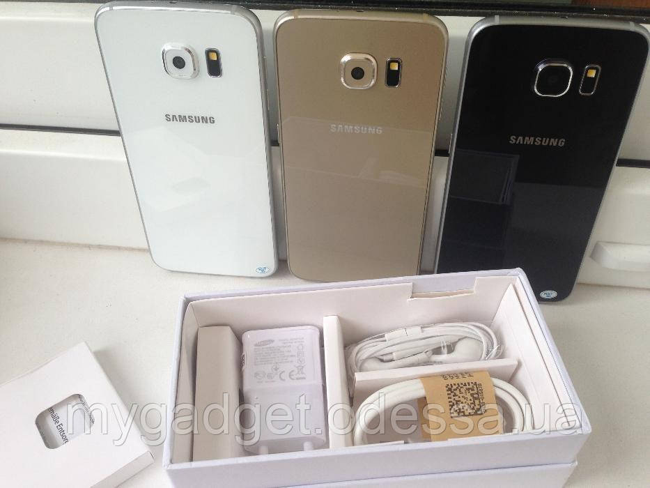 Новинка! Копия Samsung Galaxy S6 32GB 6 ЯДЕР